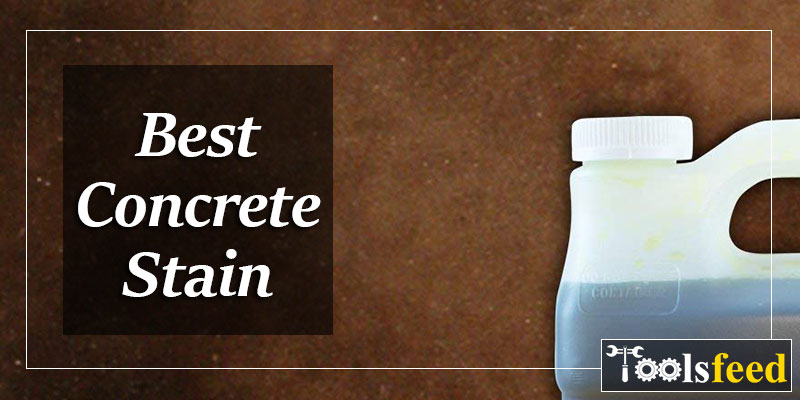 Best Concrete Stain for 2019 – The 5 Best Stains for Your Project